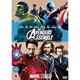 Avengers Assemble [DVD]